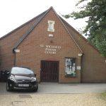Parish Centre Front Entrance